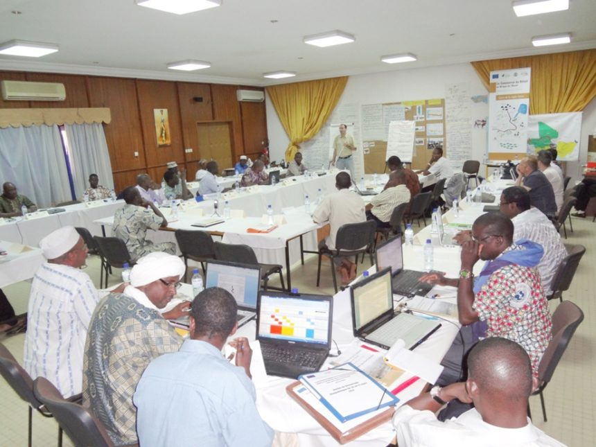 Livestock Sector Support Project in Eastern Chad (PAFBET)