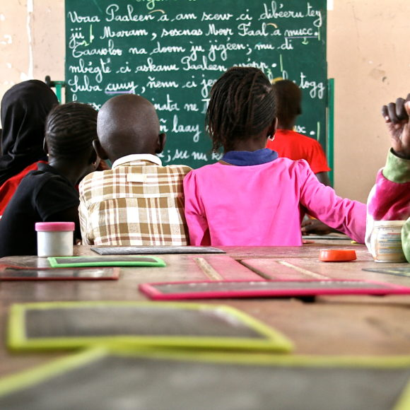 Support project for quality education in native langage for elementary school in Senegal