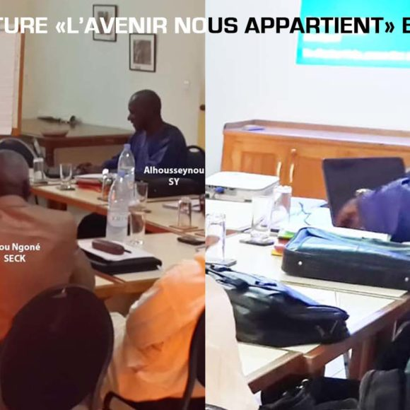 Strategic workshop with the Technical Working Group of the Ministry of National Education, Technical Education and Reform of Mauritania