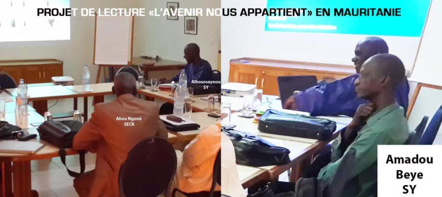 Atelier stratégique avec le Groupe de Travail Technique du Ministère de l'Education Nationale, de l'Enseignement Technique et de la Réforme de la Mauritanie