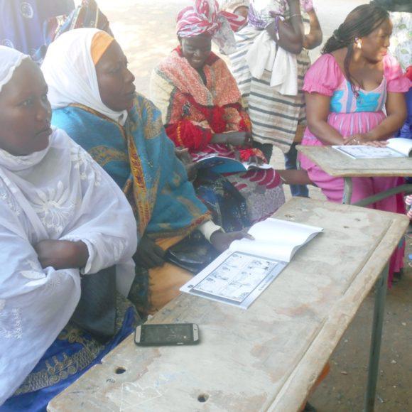 Promotion de l'égalité des genres dans l'accès aux droits politiques, économiques et sociaux