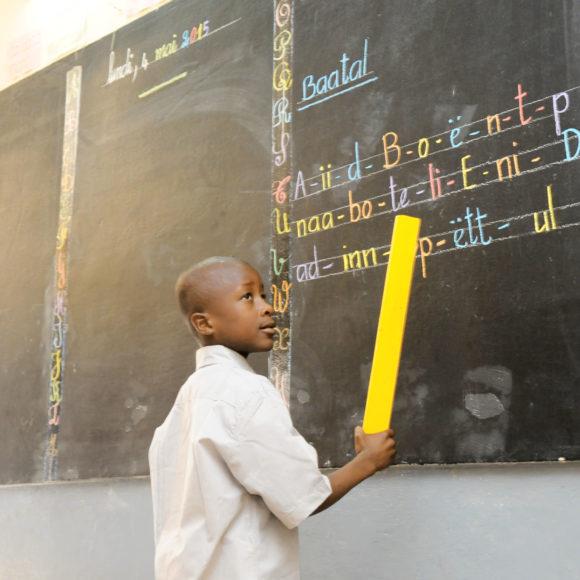 Programme bilingue de ARED
